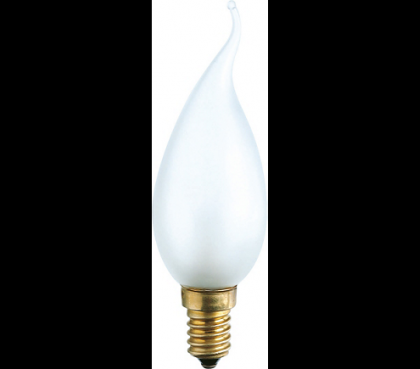 Лампочка Philips Deco Candle Swan-Neck BXS35 40W E14 FR