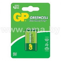 Эл.питания 6F22/Крона 1604G-CR1 Greencell GP