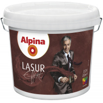 Краска Alpina Lasur Effekt Base