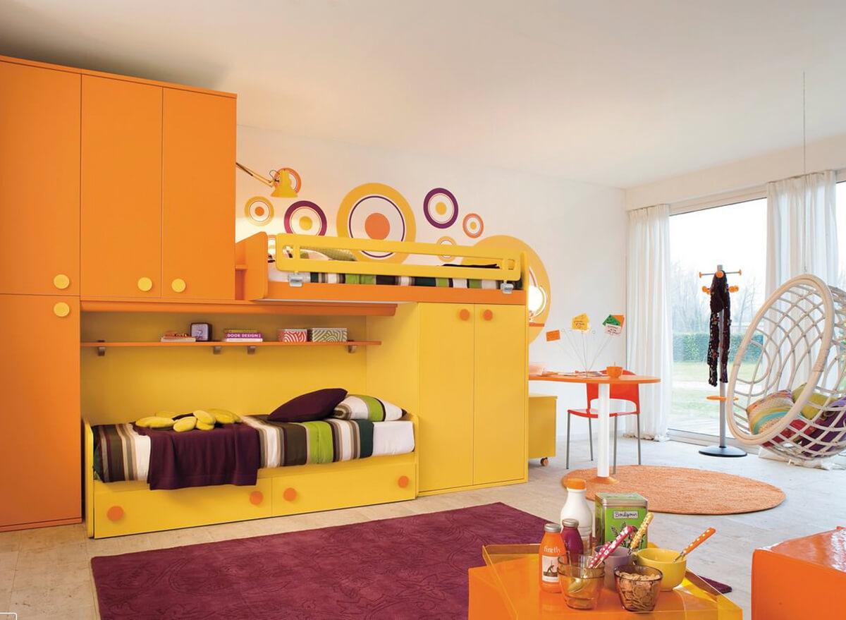 Golf bedroom ideas