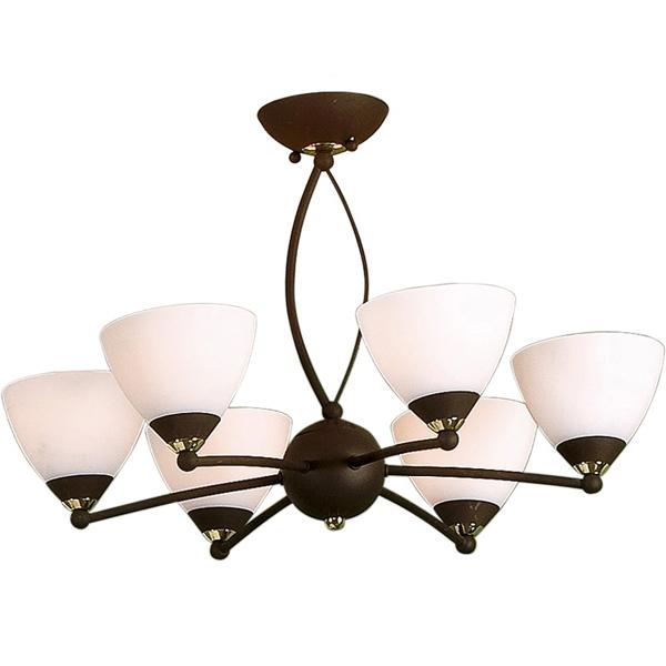 Купить Светильник подвесной (CL) 20066/6 (6*60Вт; E27) ООО ДиАлсвет