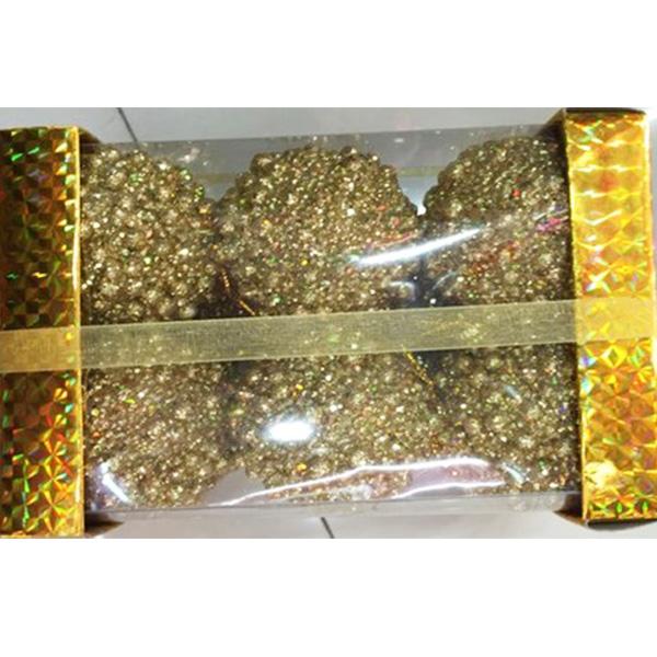 Купить Набор шаров ёлочных 12 шт. 5см, арт. X150218G5