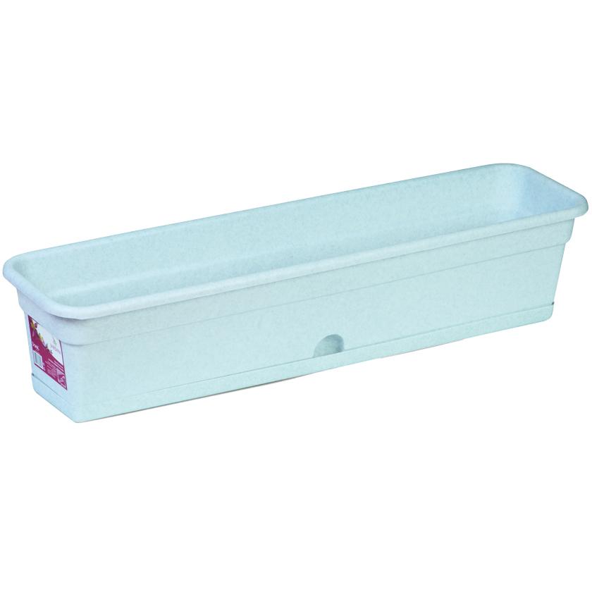 Купить Ящик балконный L 80 мрамор