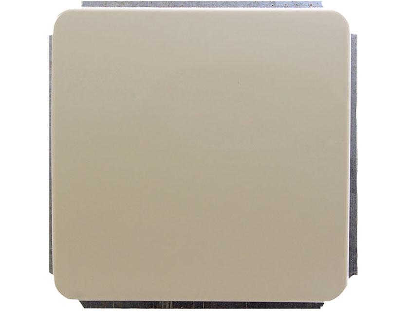 Купить Выключатель одноклавишный проходной без рамки Gusi Extra С1В4-003 бежевый