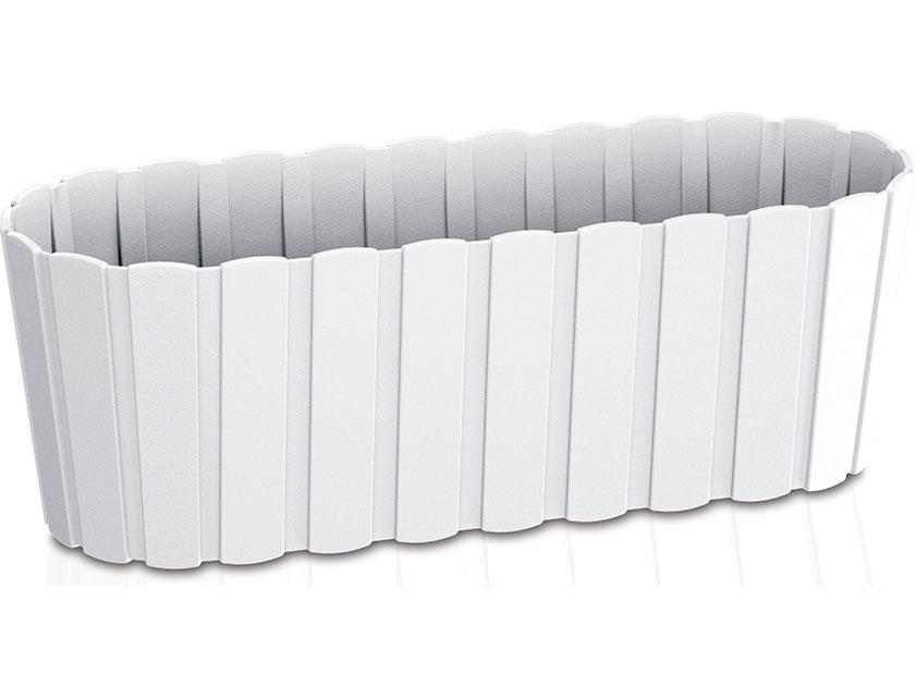 Купить Кашпо BOARDEE DDEC400-S449 белый 13см