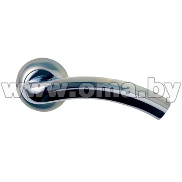 Купить Ручки раздельные Z6018/ZR11 мат.хром Оберег