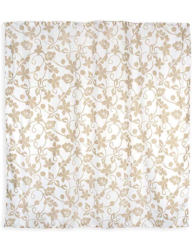 Купить Штора для ванной тканевая 180x180 см Dibujo, арт. 630-99 (т.м VERRAN)