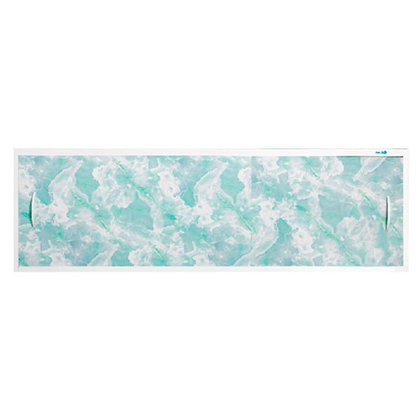 Купить Экран для ванны Ваннбок Зелёный мрамор. Океан, 1, 7 м