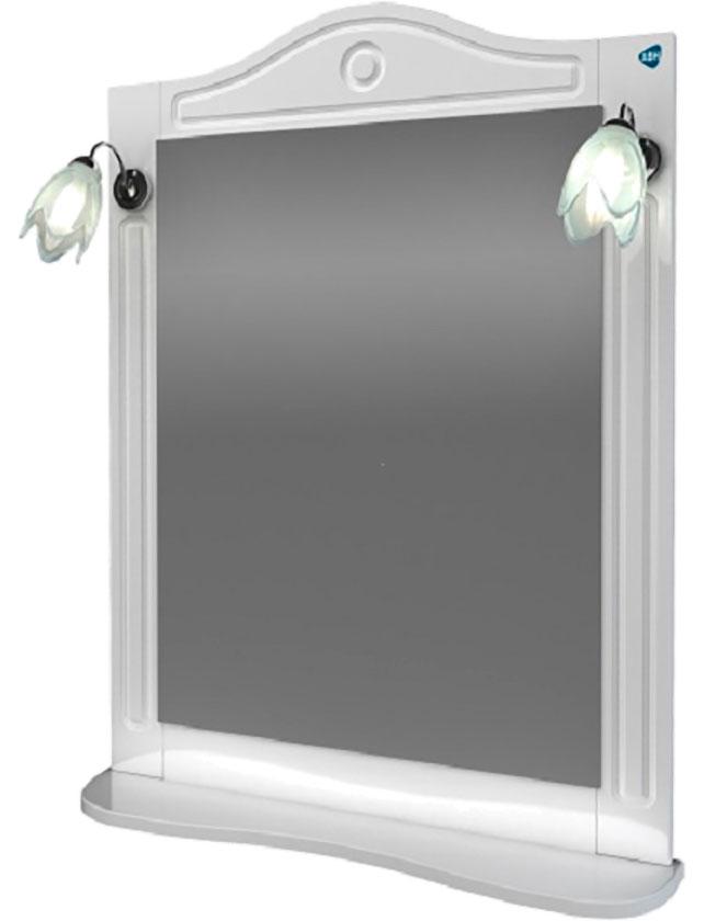Купить Полка зеркальная Village 65 95.21 со светильниками