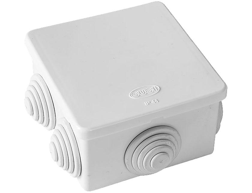 Купить Коробка монтажная прямоугольная С3В76 Б GUSI IP44