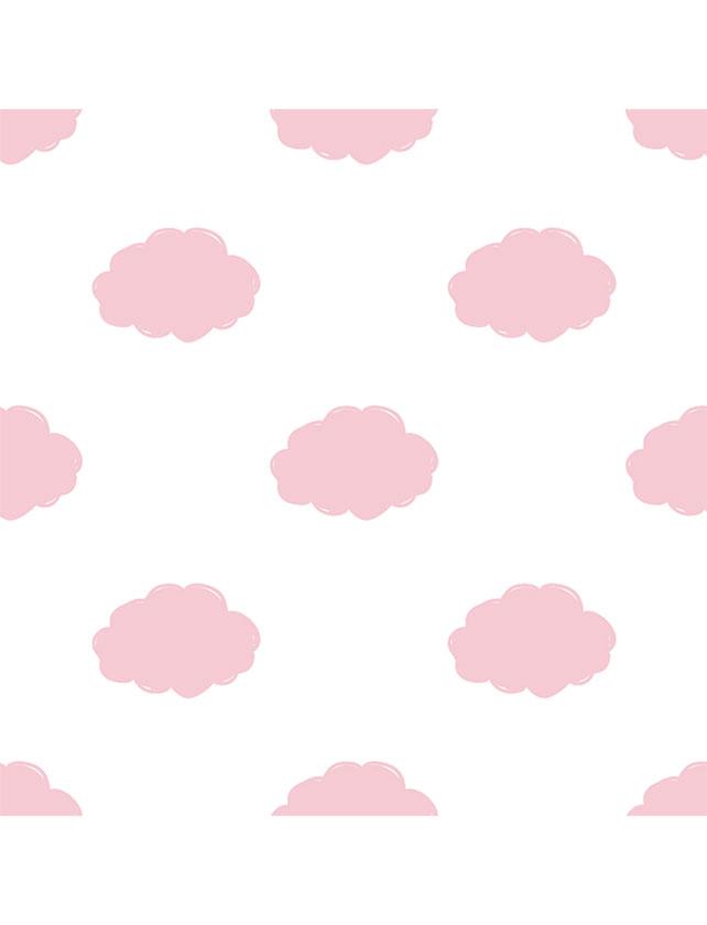 Купить Обои Облака 1234 бумажные (0, 53х10м) ОДО Вимала
