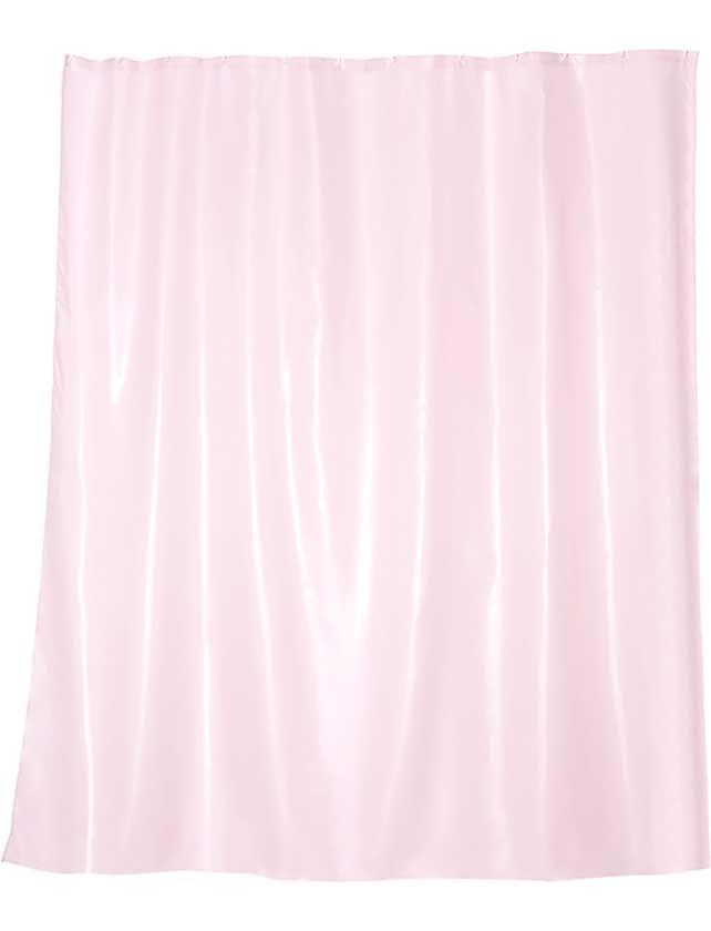 Купить Штора для ванной тканевая 180х200 см Brillar pink, арт. T563-8 (т.м WESS)