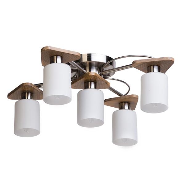 Купить Светильник подвесной (М) 10070/5 (5*60Вт; E27) ООО ДиАлсвет