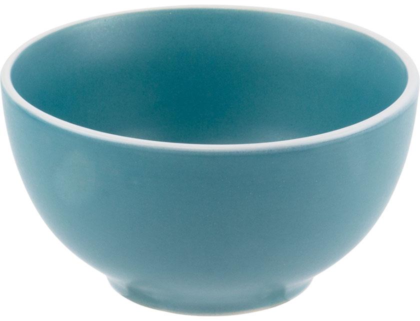 Купить Миска 17 см, керамика, аквамарин, арт. HD-160973/3