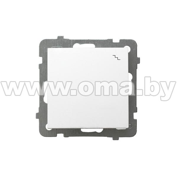 Купить OSPEL AS бел. Выключатель 1-кл. проходной (переключатель) LP-3G/m/00