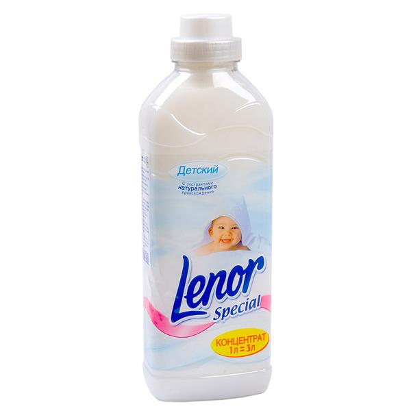 Купить Кондиционер-концентрат для белья Lenor для чувствительной и детской кожи, 1 литр