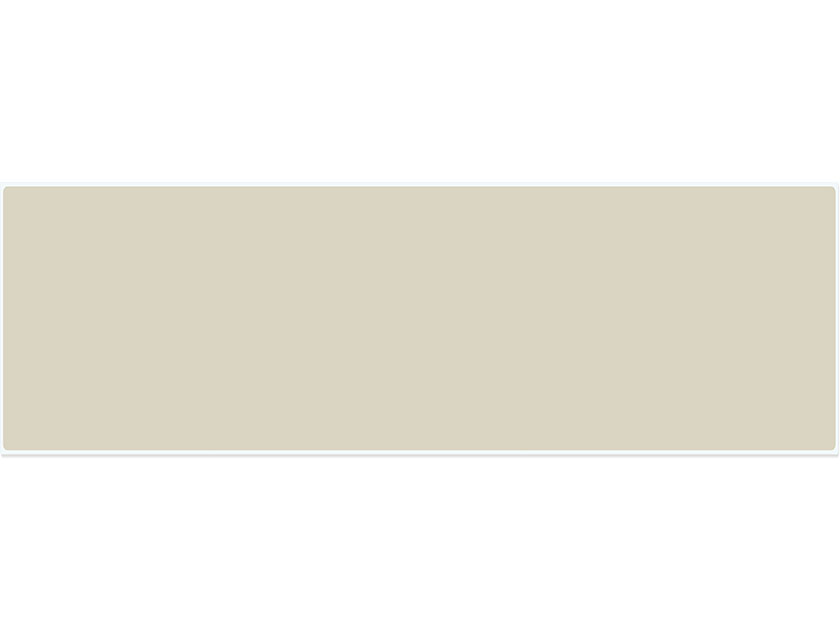 Купить Полка стеклянная вкладная ПС 003-14 песочная, 400х130 мм