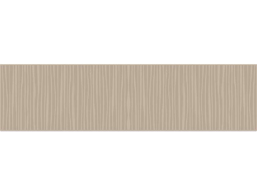 Купить Полка стеклянная вкладная ПС 001-21 бронза-сатинат, 600х130 мм
