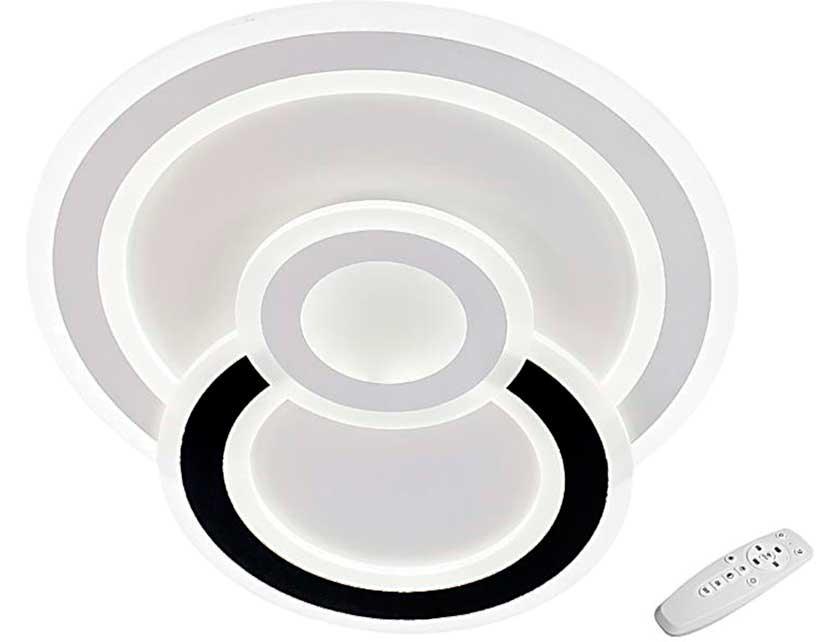 Купить Светильник подвесной (LED) L8528 с пультом (160Вт, LED) Айтин-Про