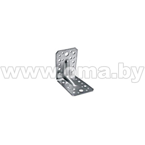 Уголок усиленный KPL4 70x70x55x2.0 мм легкий Арт. 402901  - купить со скидкой