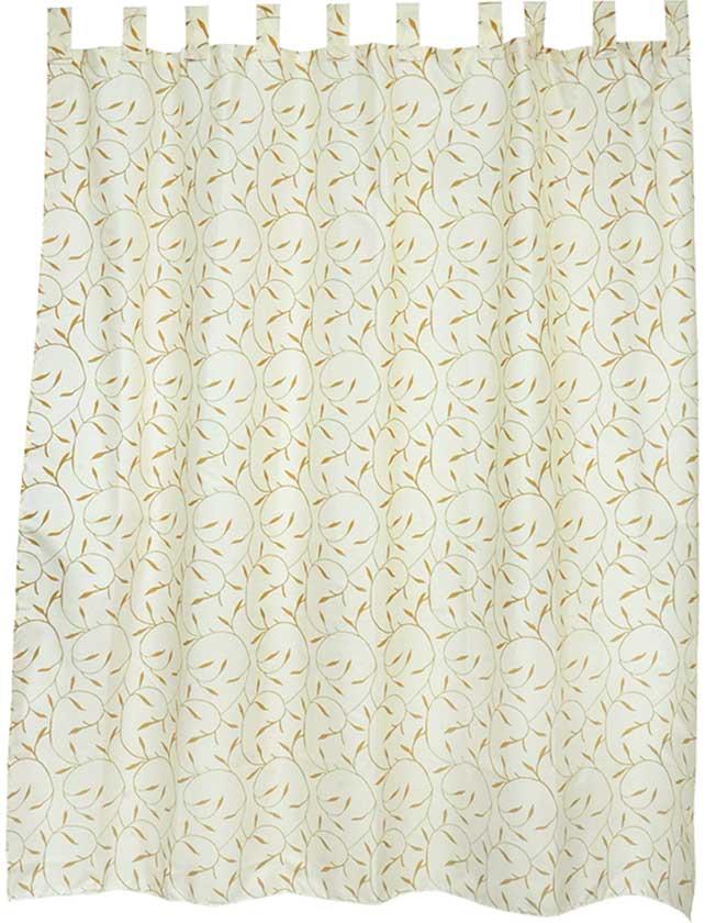 Купить Штора для ванной тканевая 180х200 см Itolo, арт. T025-6 (т.м WESS)