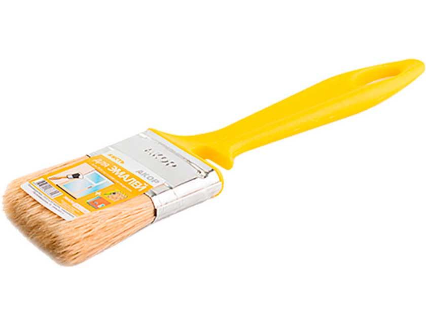 Купить Кисть флейцевая Эмали 100х12 мм