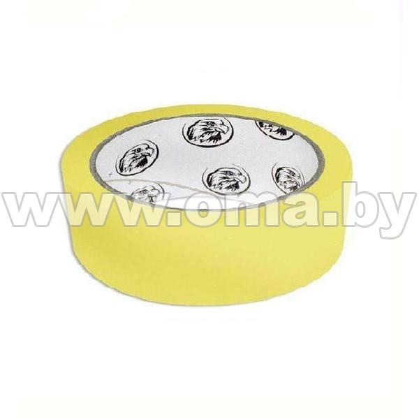 Купить Лента клейкая (крепп) на бумажной основе 19х25 не для пищевых продуктов арт.020150 Inter-S
