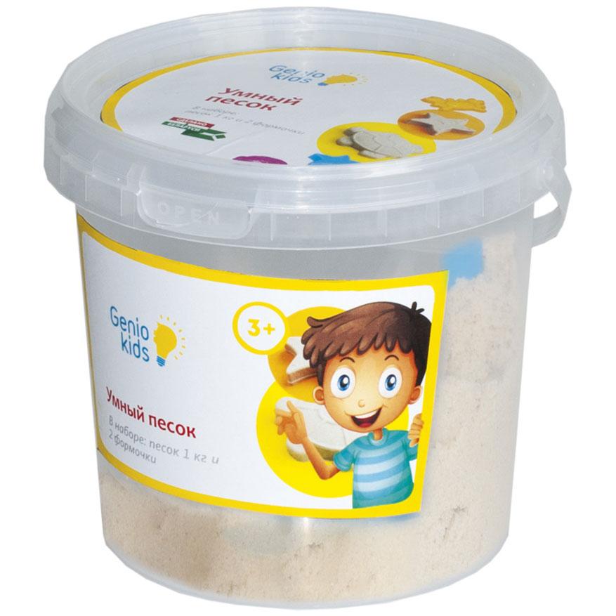 Купить Набор для детского творчества Умный песок 1 артикул SSR10