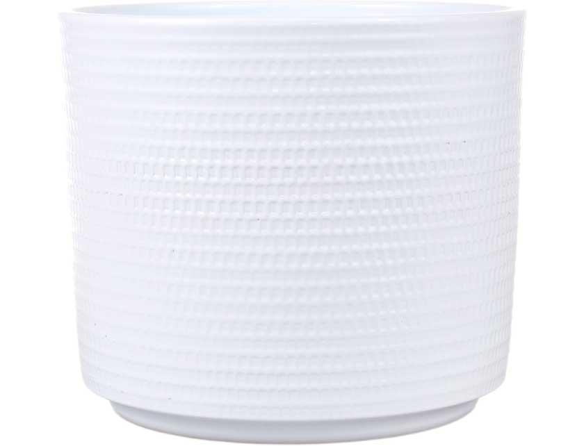 Купить Кашпо керамическое CALLA 991, 12 см белое