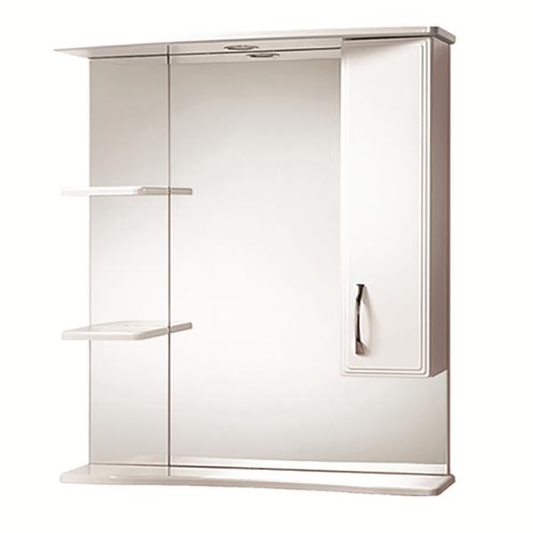 Купить Полка зеркальная Эмили 75 П (160х740х720), арт. AL.04.75.00.R