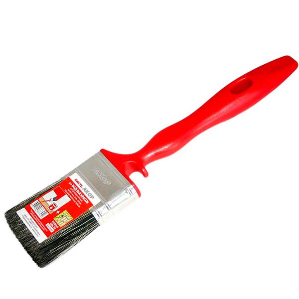 Купить Кисть КФ 50х15 мм Водные краски флейцевая