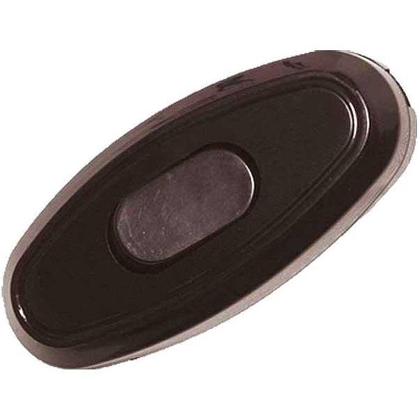 Купить Выключатель на шнур черный 6А 250В, TDM SQ1806-0022