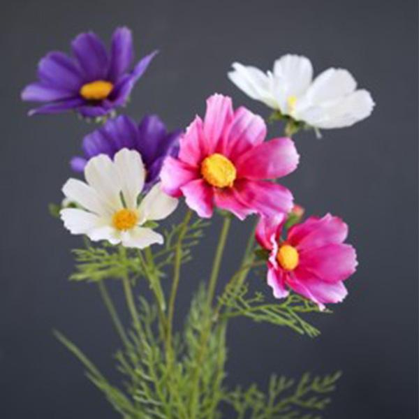 Купить Цветок искусственный Космея ; Арт.: 06-109-V
