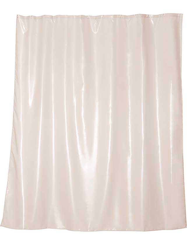 Купить Штора для ванной тканевая 180х200 см Brillar beige, арт. T563-1 (т.м WESS)