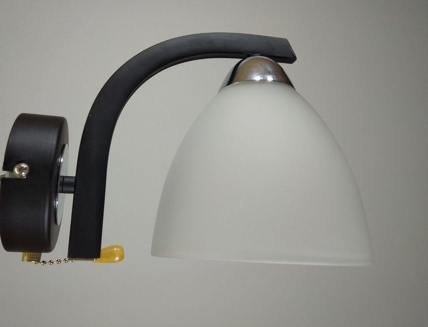 Купить Светильник настенный (бра) JM-7812/1W (1*60 Вт, Е27)