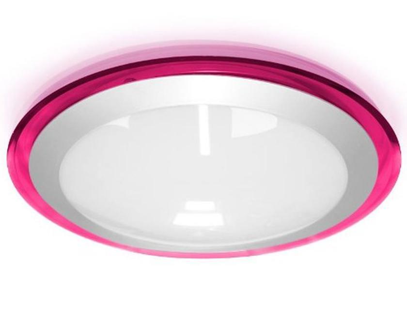 Светильник наст.-потол. (LED) ALR-16 белый фиолетовый (16Вт, LED) ESTARES  - купить со скидкой