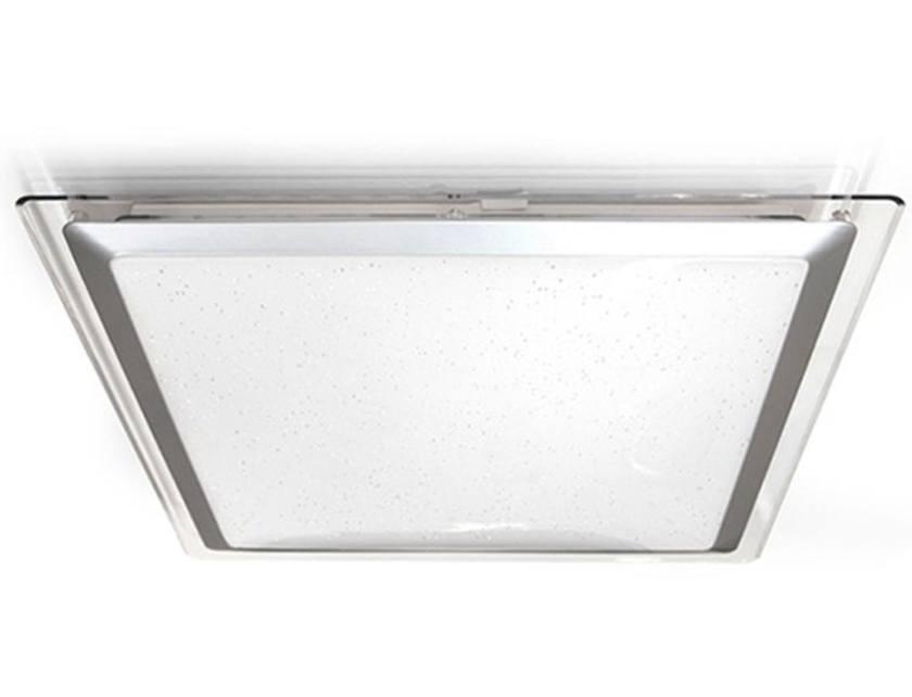 Светильник подвесной (LED) ALS-30 квадрат белый прозр. (30Вт, LED) ESTARES  - купить со скидкой