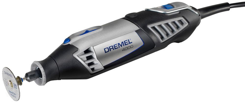 Купить Шлифмашинка гравировальная DREMEL 4000-1/45, F0134000JG
