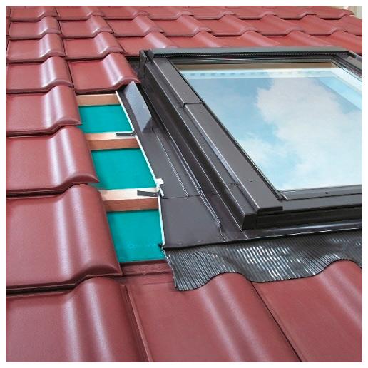 Купить со скидкой Оклад мансардного окна EZV 78x140 см