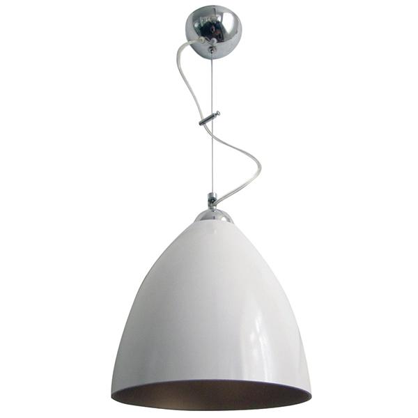 Купить Светильник подвесной НСБ 72-60 М55 Сканди дуэт белый/золотой