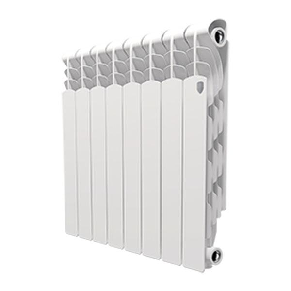 Купить со скидкой Радиатор алюминиевый Royal Thermo Revolution 500 - 8 секционный
