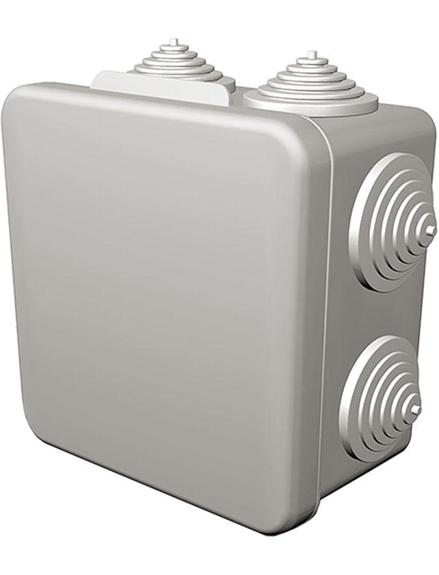 Купить Коробка монтажная прямоугольная С3В87 GUSI IP54