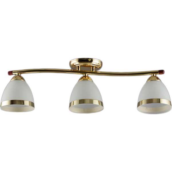 Купить Светильник подвесной (CL) Сфера 76930/3 золото белый Н ООО Белсветоимпорт РБ