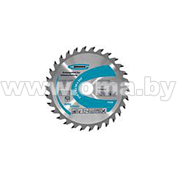 Купить Пила диск.т/с 235/32(30)мм Z48 (дерево) (+перех.кольцо-30/32мм) MATRIX Professional 73234