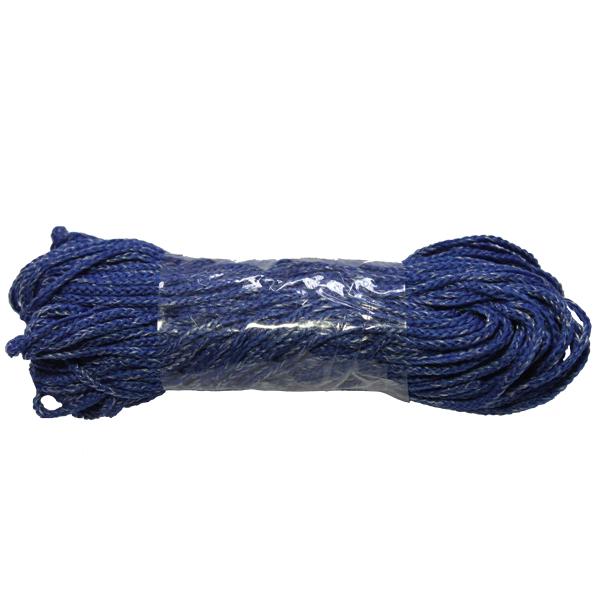 Купить Шнур вязаный из синтетической нити, 2х25 м