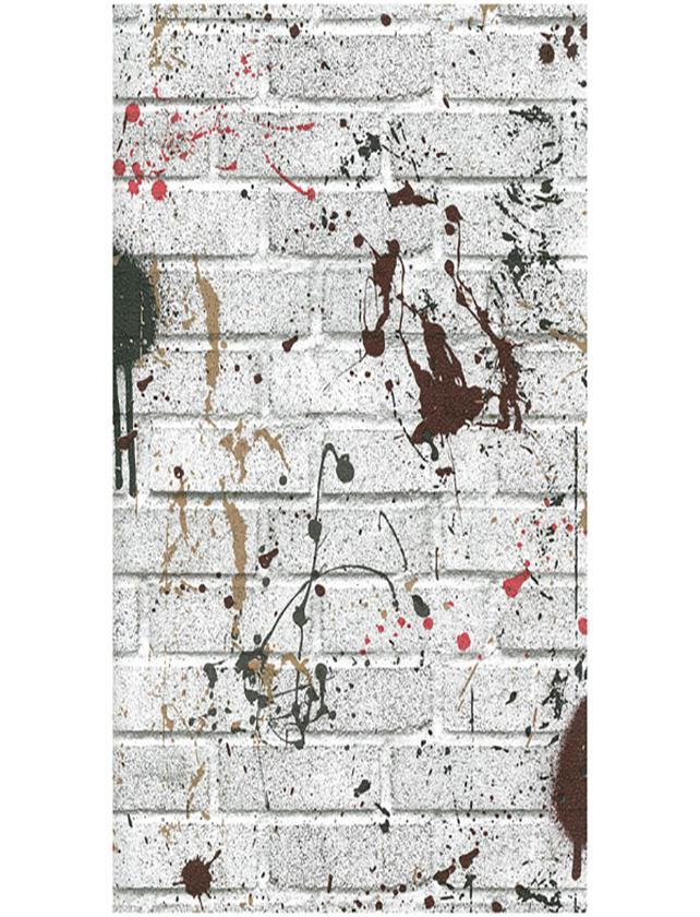 Купить Обои Граффити фон С1к19 бумажные, 0, 53х10 м