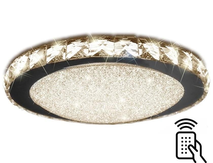 Светильник подвесной (LED) SIYANIE R AC 170-265 (с пультом ДУ) (60Вт, LED) ESTARES  - купить со скидкой