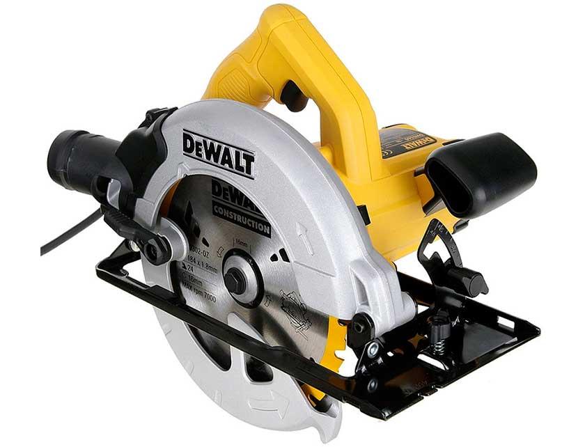 Купить Дисковая пила DeWALT DWE560B-KS