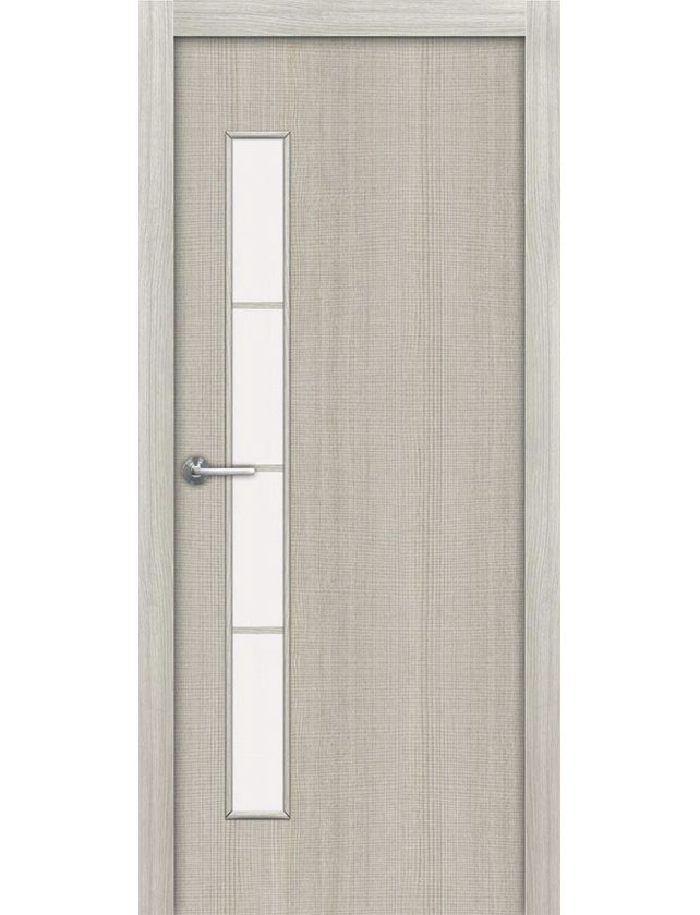 Купить Дверное полотно ПВДЧ 20-9 (С11М-ККПЧ-СКД-1) кортекс, капучино, сканди-1