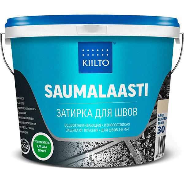 Купить Затирка для швов Kiilto Saumalaasti 29 светло-бежевый1 кг